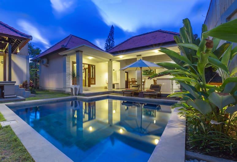 庫布爾別墅及餐廳, 水明漾, 別墅, 1 間臥室, 私人泳池, 客房