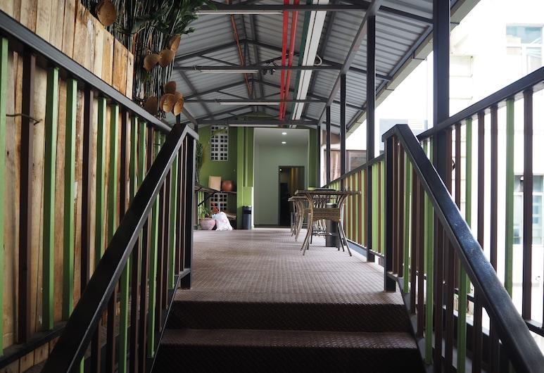 中央市場李奧休閒飯店, 吉隆坡, 住宿範圍