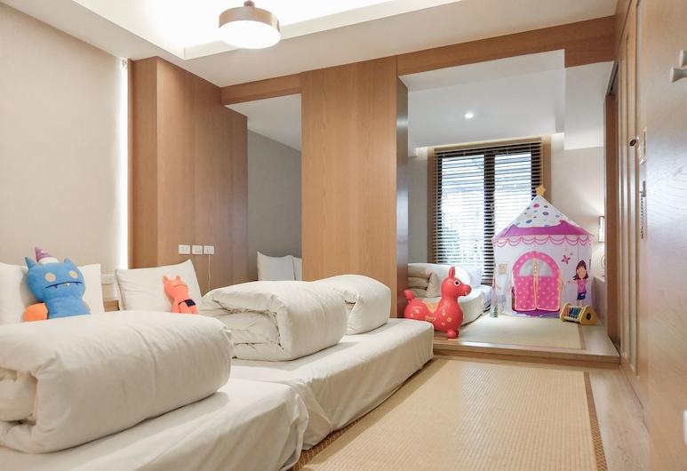 蘭庭商務旅店, 台北市, 家庭套房, 客房
