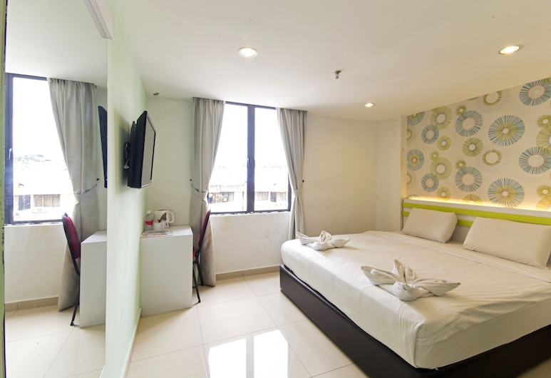 Signature Hotel Little India@KL Sentral, Kuala Lumpur, Superior Room, 1 King Bed, Guest Room