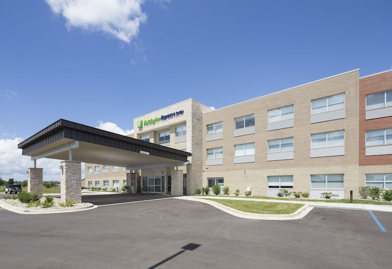 Holiday Inn Express & Suites Rochester Hill - Detroit Area, Ročesteris