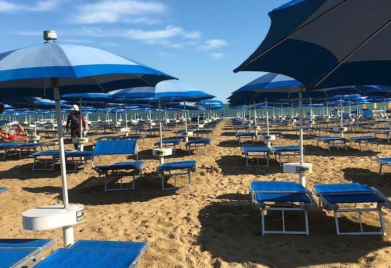Hotel Mare Live, Jesolo, Spiaggia