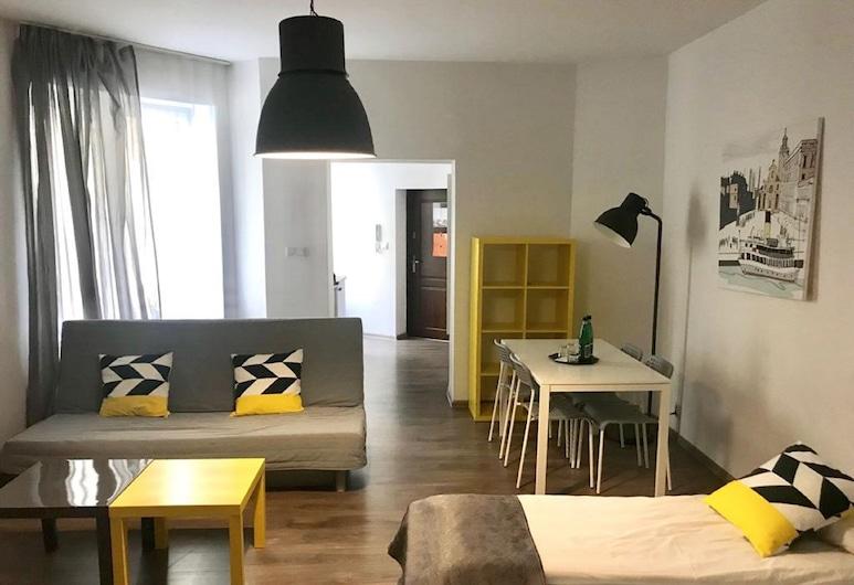 Apartamenty Stockholm, Poznan, Apart Daire, Oda