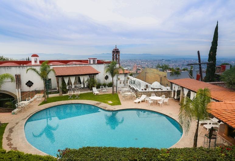Hotel Posada la Ermita, סן מיגל דה אלנדה