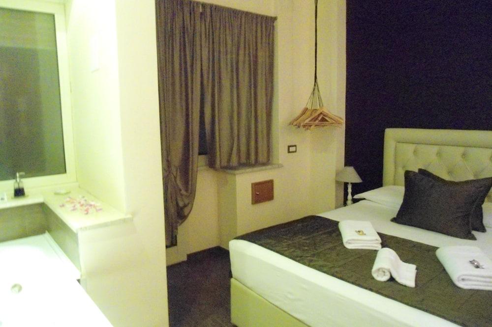 奢華雙人房, 1 張加大雙人床 - 客廳