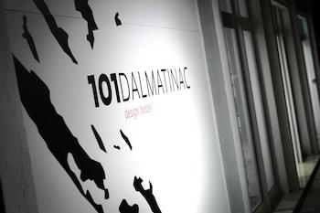 A(z) Design Hostel 101Dalmatinac hotel fényképe itt: Split