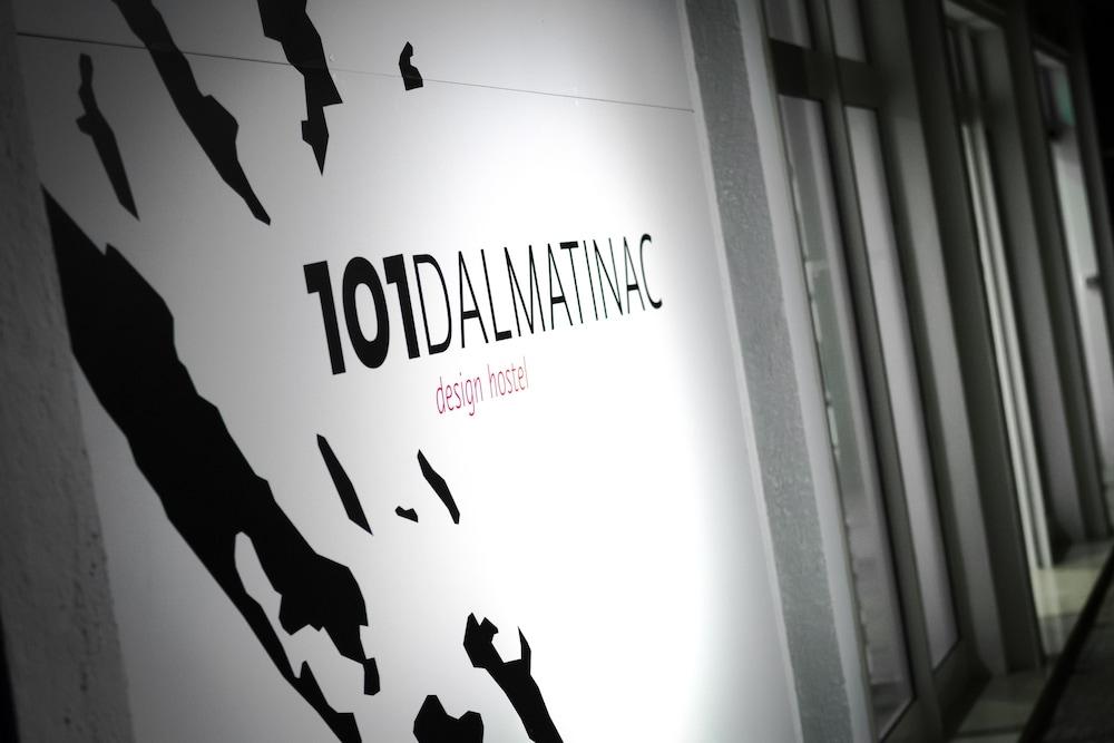 Design Hostel 101Dalmatinac, Split