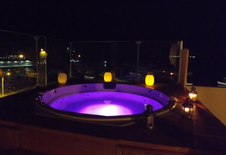 Bamboo Lodge Paracas, Paracas, Blick vom Hotel