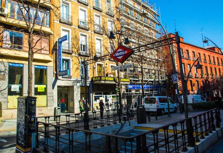Hostal Montaloya, Madrid, Exterior