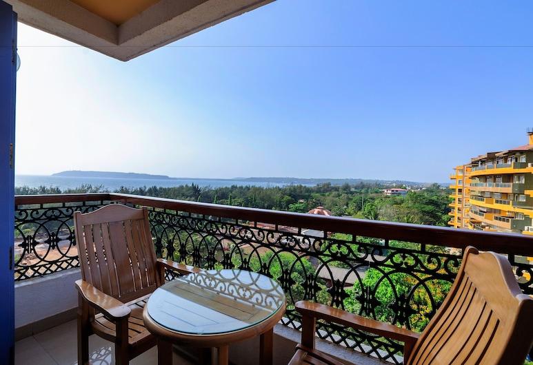 Varanda Do Mar, Panaji, Deluxe Room, Balcony