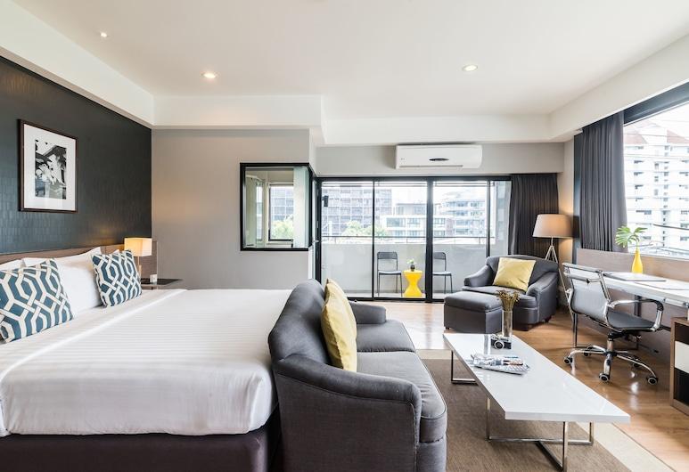 アルト ホテル ナナ バイ UHG, バンコク, alt Deluxe Suite, 部屋