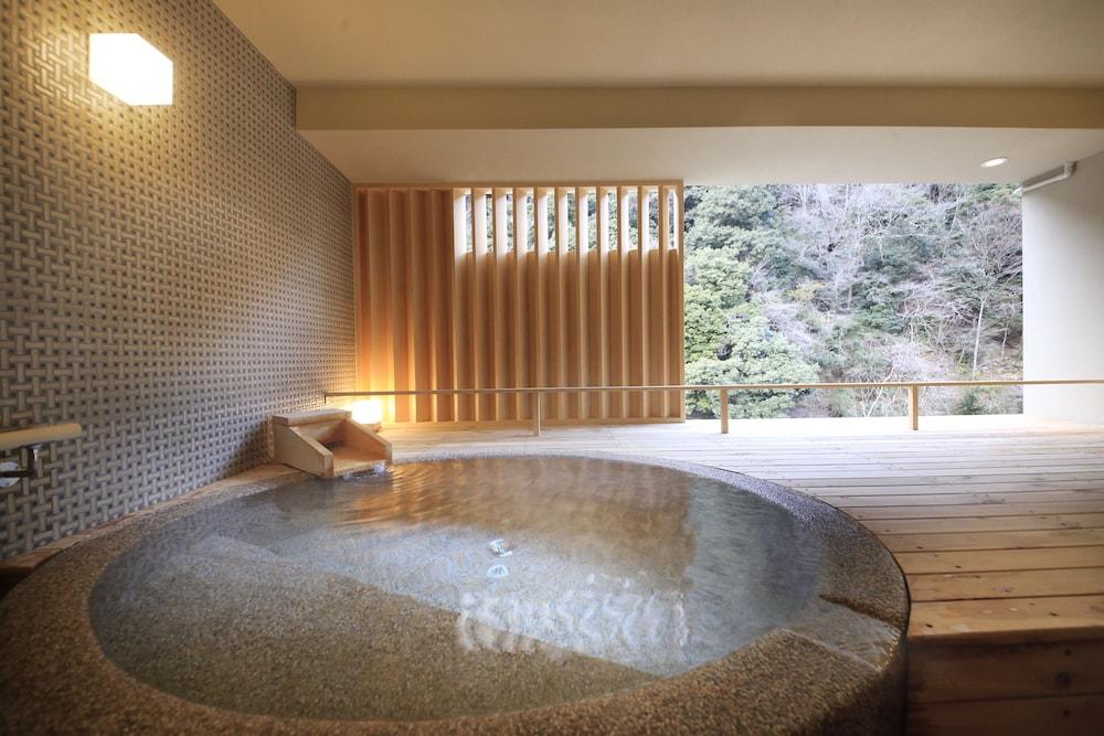 箱根帕克斯吉野酒店, 箱根, 室內 SPA 浴池