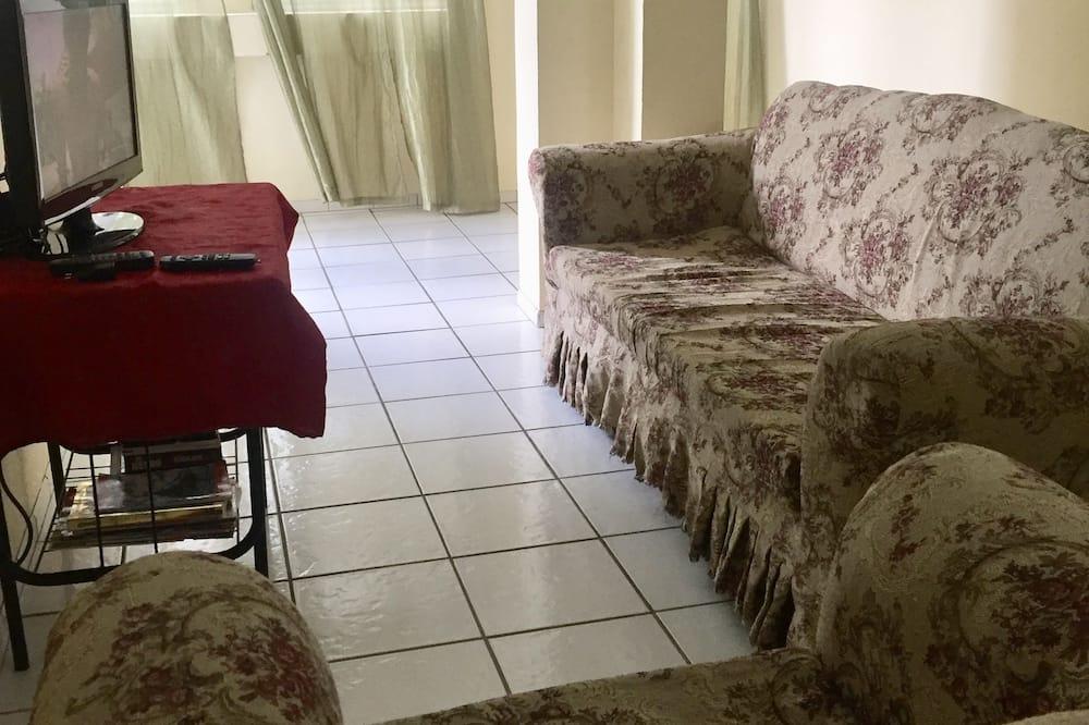 Standard-Apartment, 2Schlafzimmer, Küche - Wohnbereich