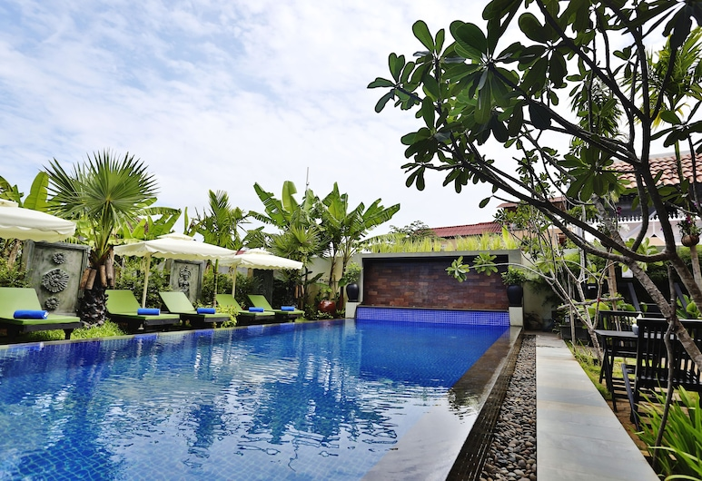 Khmer Mansion Boutique Hotel, Siem Reap, Outdoor Pool