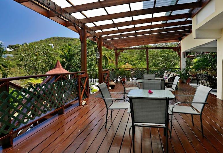 Villa Caprí, Gros Islet, Lobby lounge
