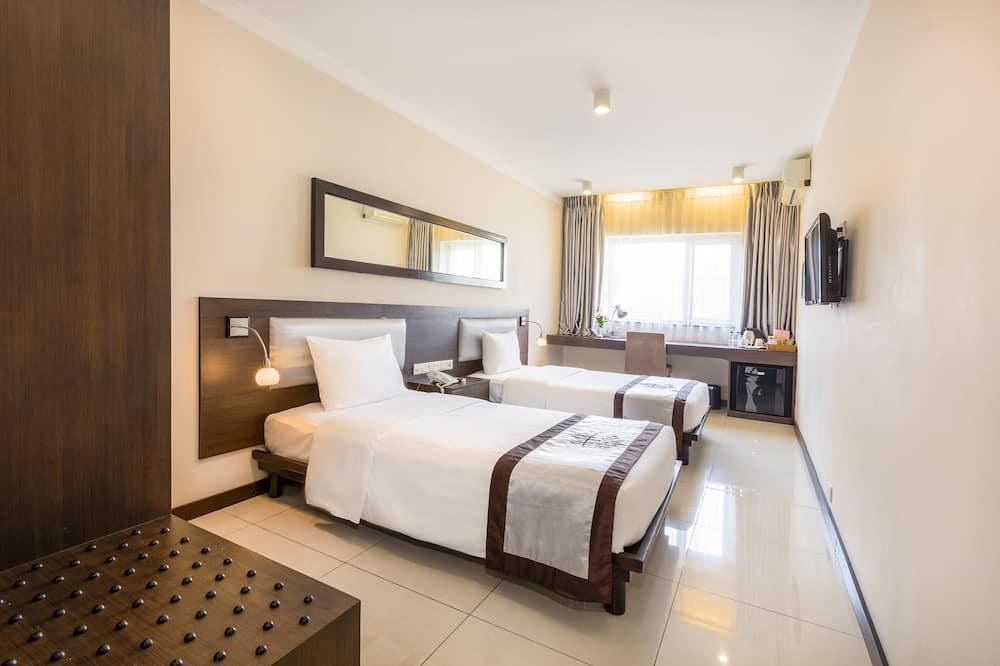 Superior Tek Büyük veya İki Ayrı Yataklı Oda - Oturma Odası
