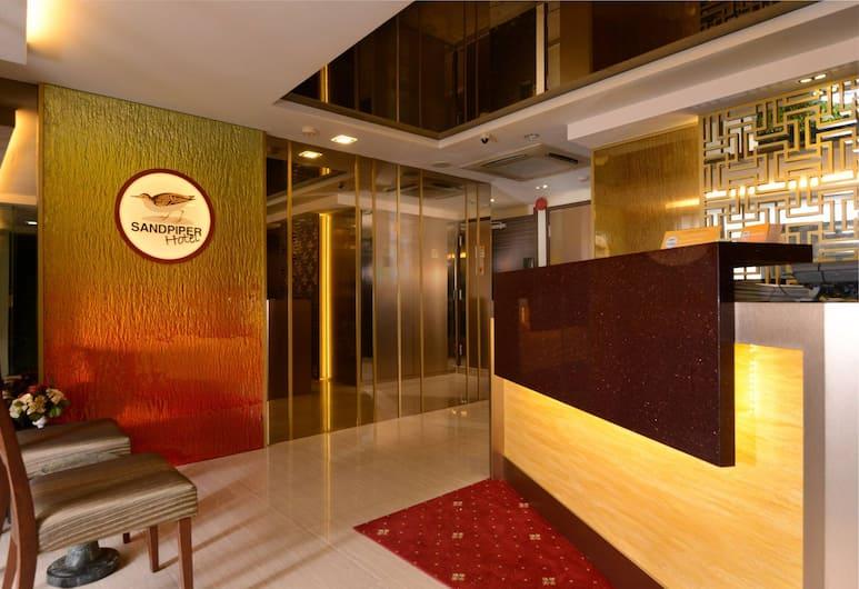 Sandpiper Hotel, Kuala Lumpur, Resepsionis