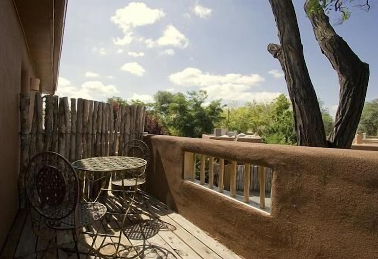 Casas de Guadalupe, Santa Fé, Ferienhaus, 2Schlafzimmer, Balkon
