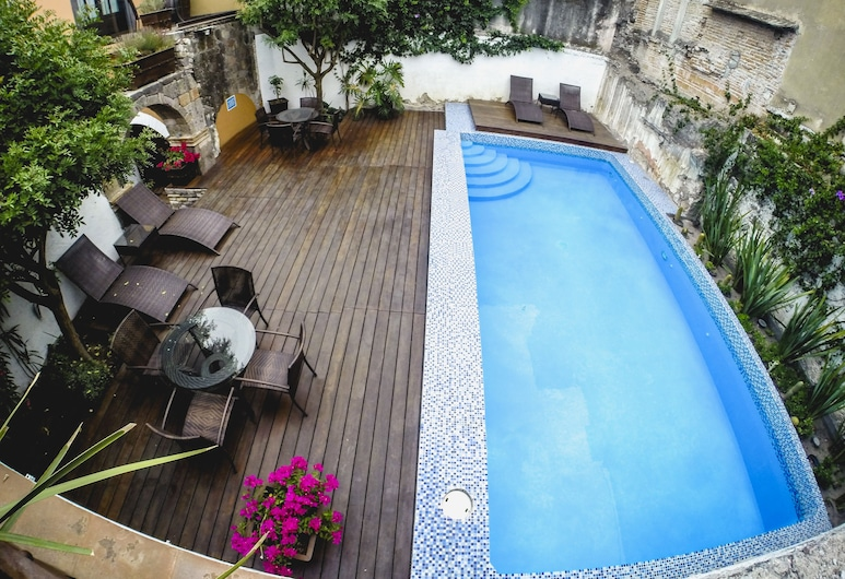 Simona Hotel Boutique , San Miguel de Allende, Pool