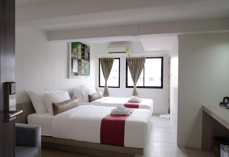 Sawasdee House, Μπανγκόκ, Superior Δίκλινο Δωμάτιο (Twin) (with Window), Δωμάτιο επισκεπτών