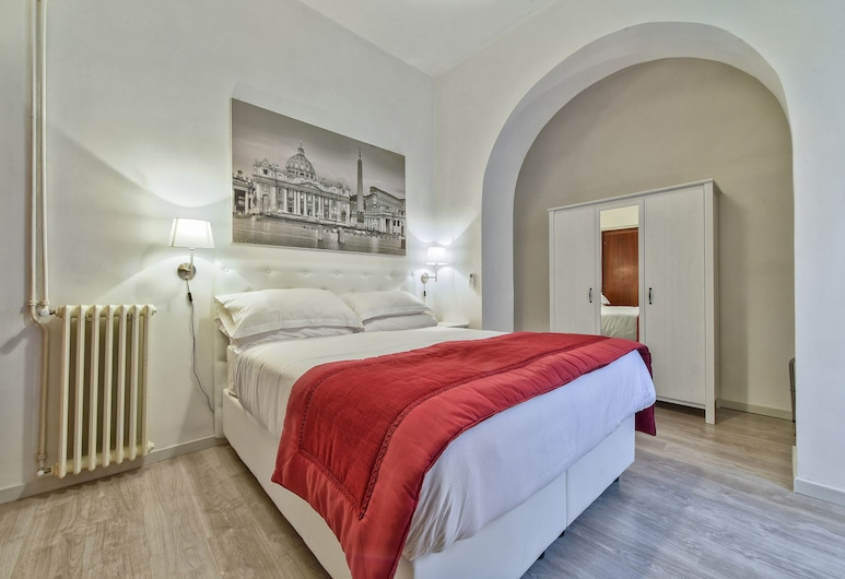 Star Vatican Rooms, Rome, Suite, Kitchenette, Guest Room