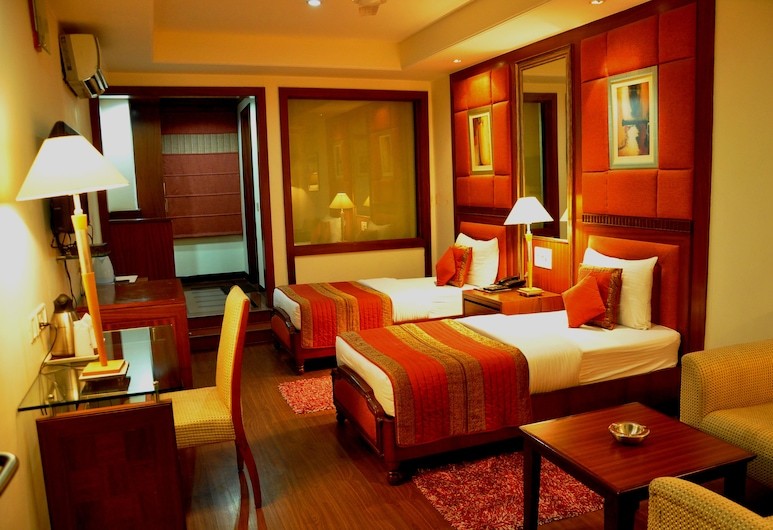 Hotel Jewel Palace, New Delhi, Executive kamer, Kamer