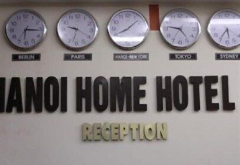 Hanoi Home Hotel, Hanoi, Lobby