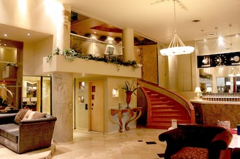 Mexicali bölgesindeki Hotel del Norte resmi