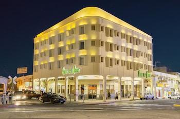 Bild vom Hotel del Norte in Mexicali