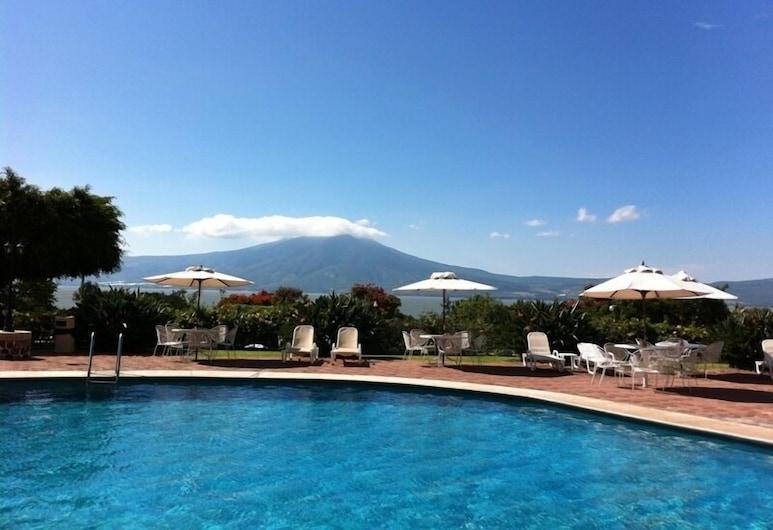 Mama Chuy Hotel & Villas, San Juan Cosala, Lauko baseinas