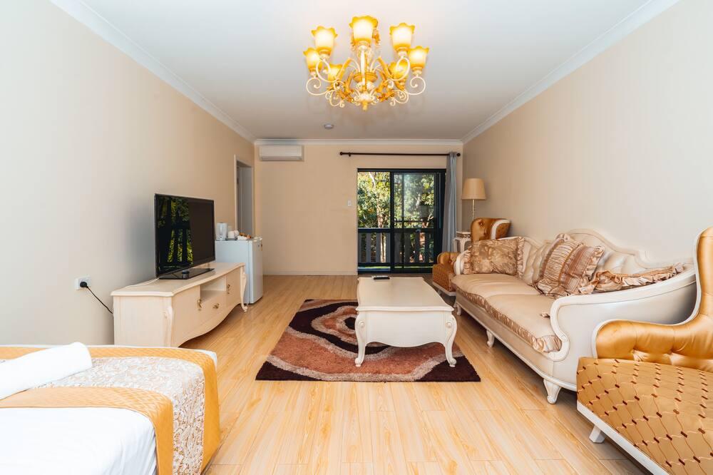 Luxury Suites - Living Area