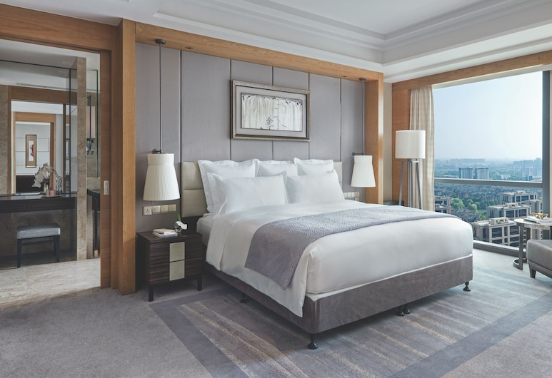 Langham Place, Haining, Jiaxing, Suite, 1 Bedroom, City View, Guest Room
