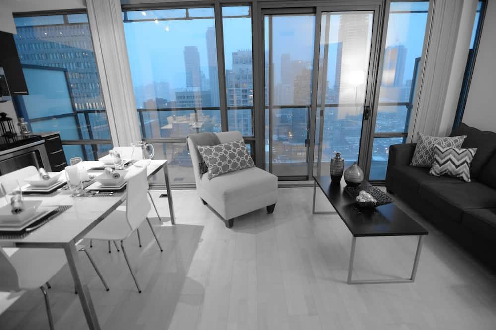 Byt, 1 spálňa (Ruby Red or Ruby Pink Suite) - Obývacie priestory
