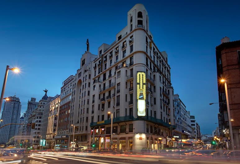 Hostal Besaya, Madrid