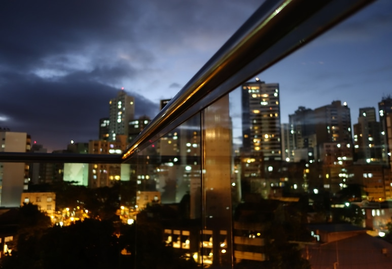 The Hotel, Salvador, Terasa