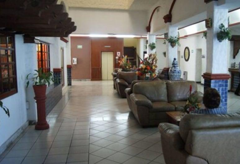 Hotel Villa Cahita, Los Mochis, Entrada interior