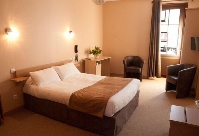 Hôtel des Pyrénées, Angouleme, Comfort Twin Room, Guest Room