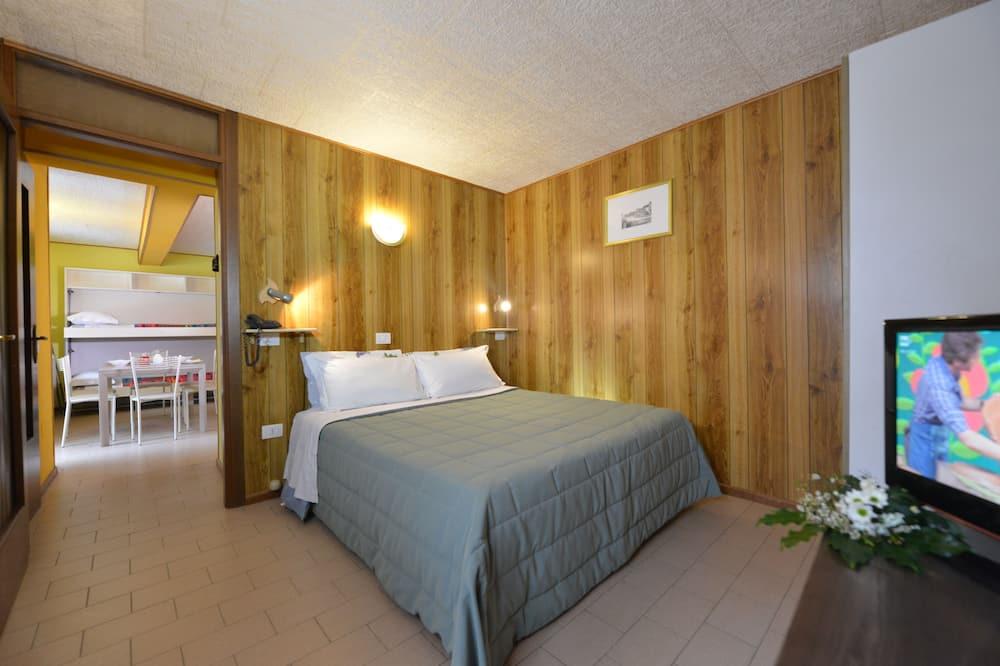 公寓, 1 間臥室 (5 people) - 客廳