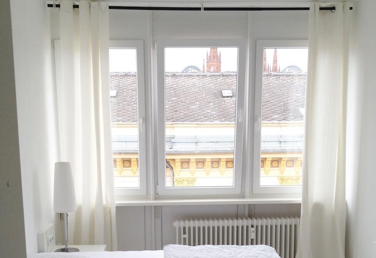 Business Hostel Wiesbaden, Wiesbaden, Quarto Duplo, Casa de Banho Partilhada, Quarto