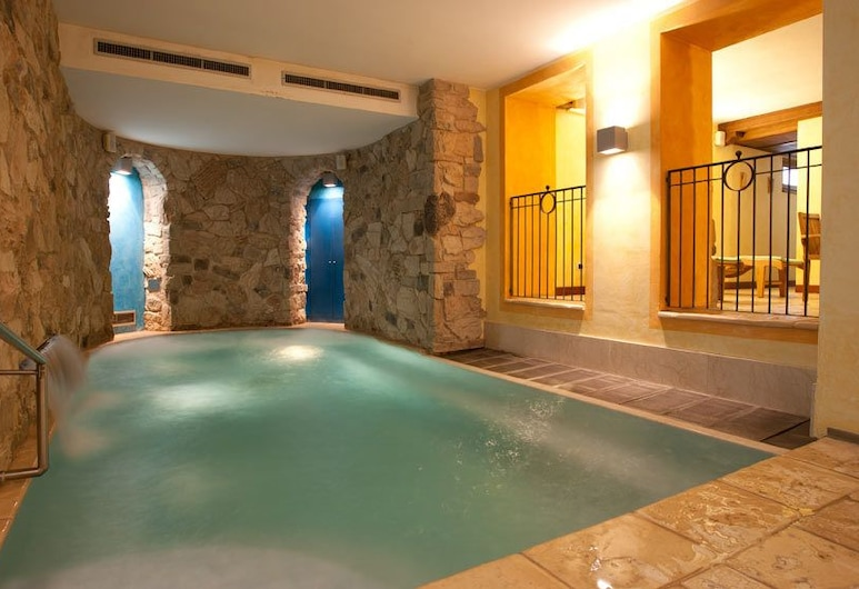 Residence Le Grand Chalet, Courmayeur, Piscine