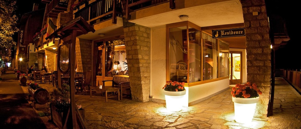 Residence Le Grand Chalet, Courmayeur