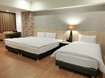 Bild vom Old Fashion Hotel in Taichung