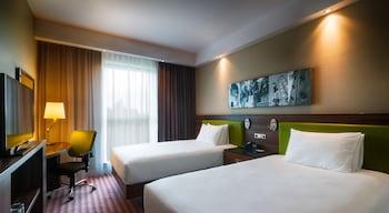 A(z) Hampton by Hilton Krakow hotel fényképe itt: Krakow