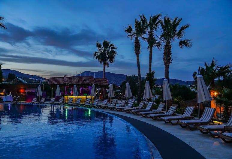 Costa 3S Beach Hotel - All Inclusive, Bodrum, Açık Yüzme Havuzu