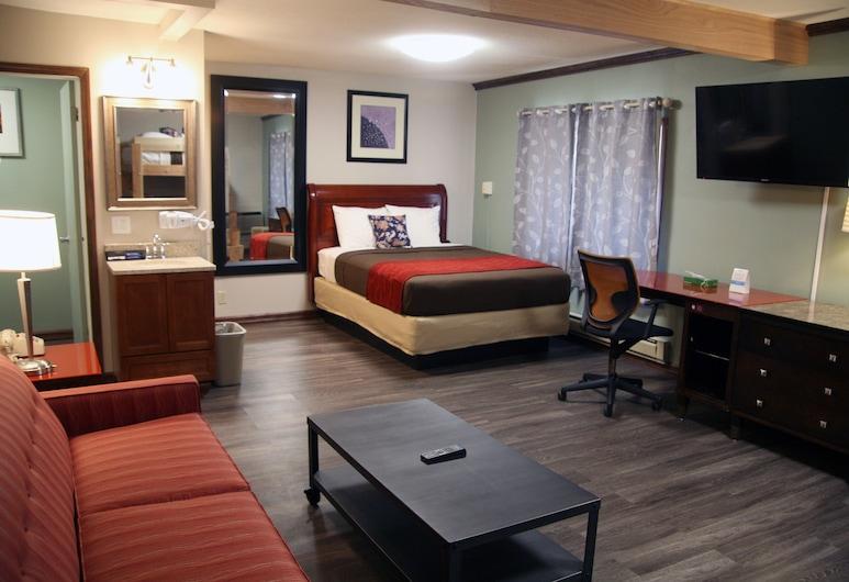 South T Motel, Spenseris, Trivietis kambarys su pagrindiniais patogumais, vaizdas į miestą, Svečių kambarys