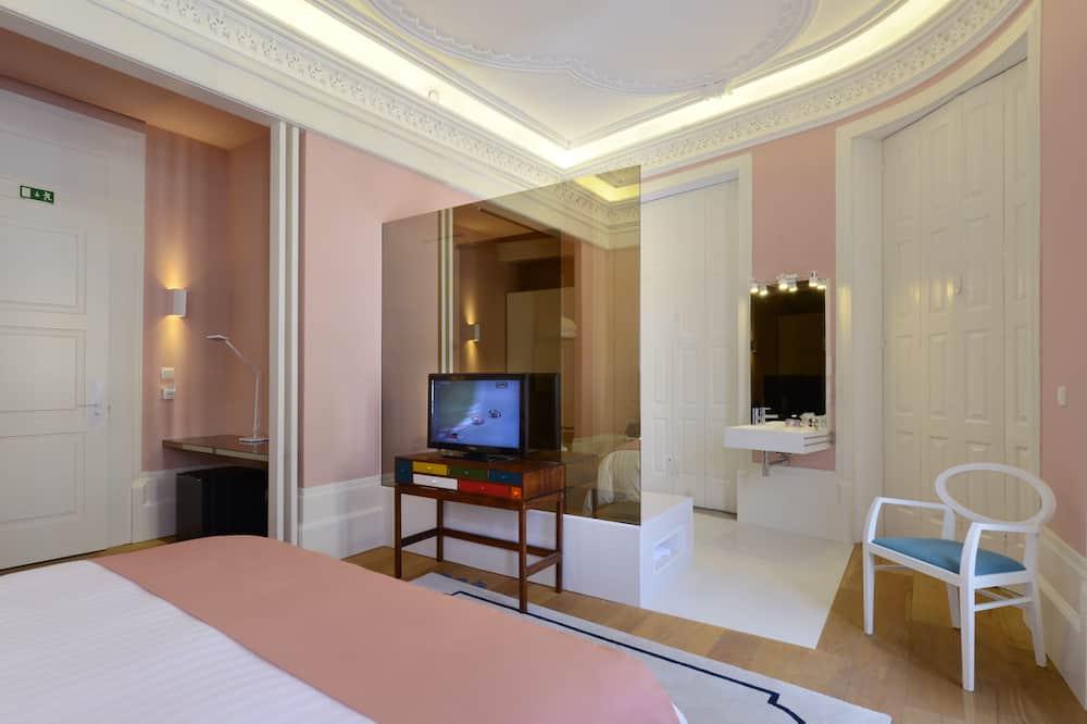 Liukso klasės vienvietis kambarys - Vonios kambarys
