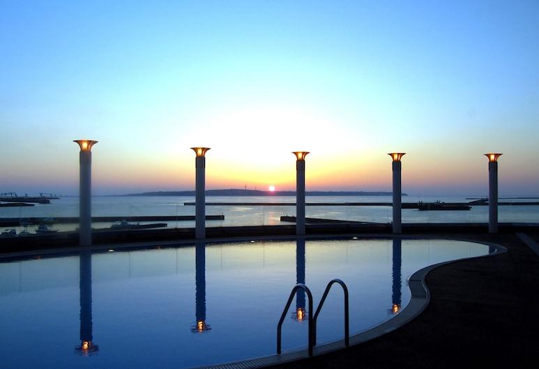 Hotel Atoll Emerald Miyakojima, Mijako-sziget, Kültéri medence