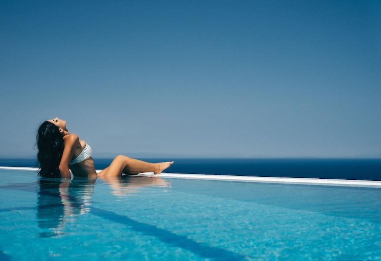 Emerald Villas & Suites, Zakynthos, Villa - 4 sovrum - privat pool, Privat pool