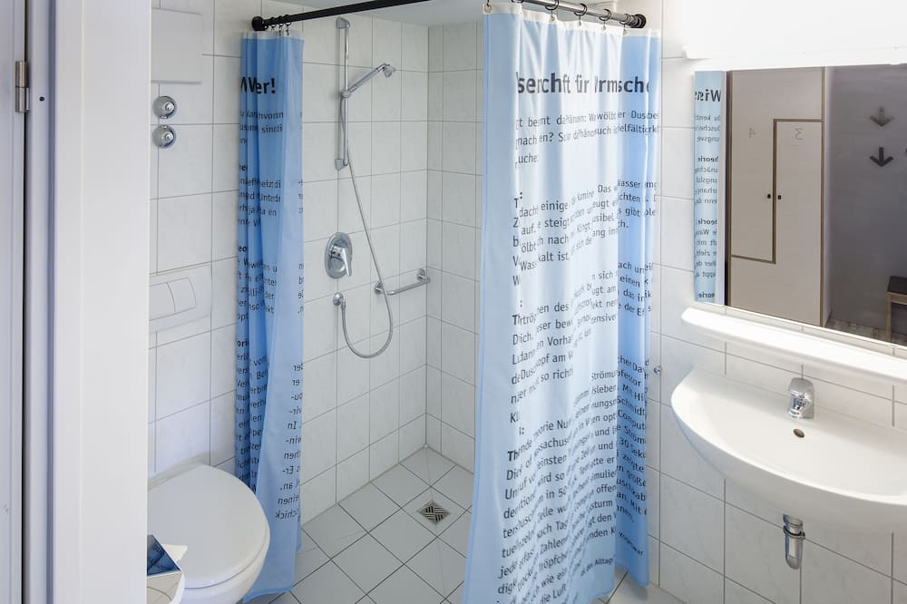 Номер (6 beds) - Ванная комната