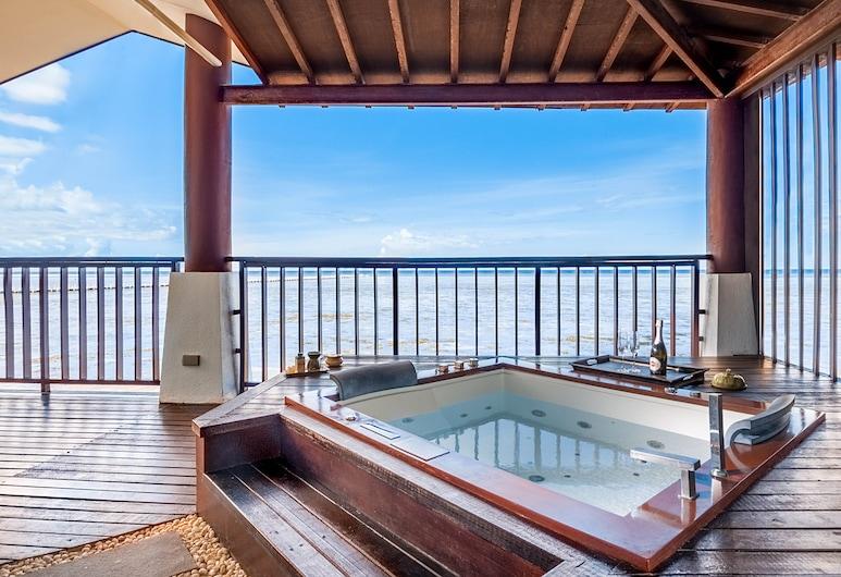 Princesa Garden Island Resort and Spa, Puerto Princesa, Water Villa, Zimmer